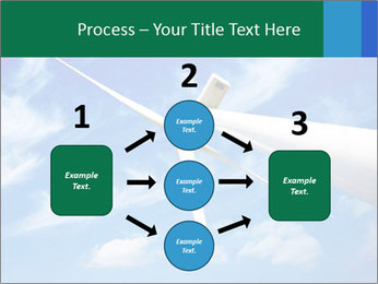 Wind energy turbine PowerPoint Template - Slide 92
