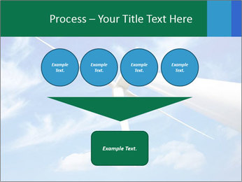 Wind energy turbine PowerPoint Template - Slide 93