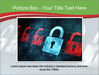 Security concept PowerPoint Template - Slide 15