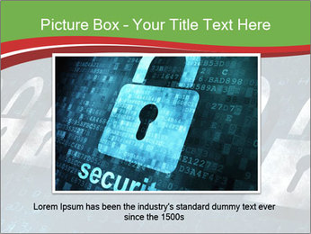 Security concept PowerPoint Template - Slide 16