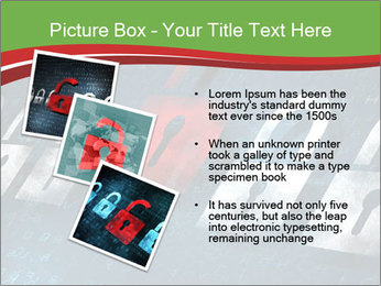 Security concept PowerPoint Template - Slide 17