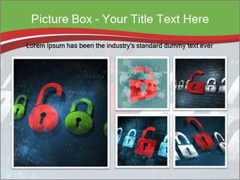 Security concept PowerPoint Template - Slide 19