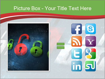 Security concept PowerPoint Template - Slide 21