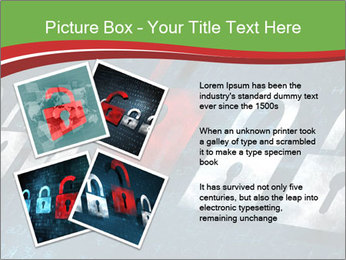 Security concept PowerPoint Template - Slide 23