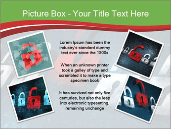 Security concept PowerPoint Template - Slide 24