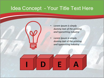 Security concept PowerPoint Template - Slide 80