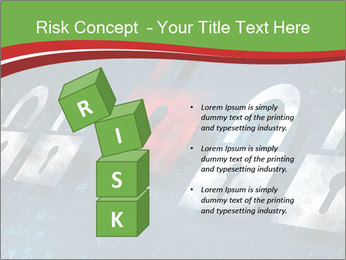 Security concept PowerPoint Template - Slide 81
