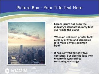 A bird's eye PowerPoint Template - Slide 13