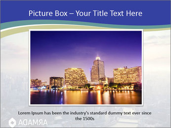 A bird's eye PowerPoint Template - Slide 16