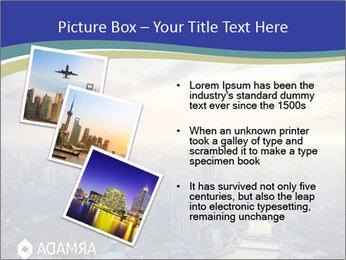 A bird's eye PowerPoint Template - Slide 17