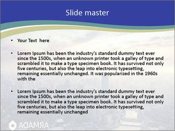 A bird's eye PowerPoint Template - Slide 2