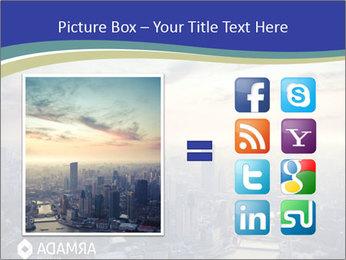 A bird's eye PowerPoint Template - Slide 21