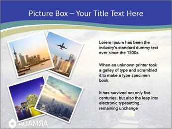 A bird's eye PowerPoint Template - Slide 23