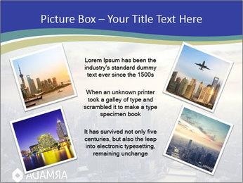 A bird's eye PowerPoint Template - Slide 24