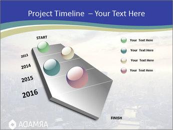 A bird's eye PowerPoint Template - Slide 26