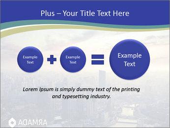 A bird's eye PowerPoint Template - Slide 75