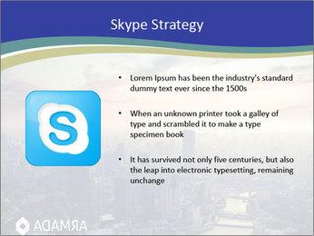 A bird's eye PowerPoint Template - Slide 8
