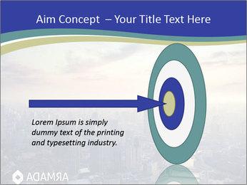 A bird's eye PowerPoint Template - Slide 83