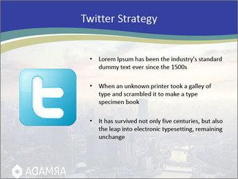 A bird's eye PowerPoint Template - Slide 9