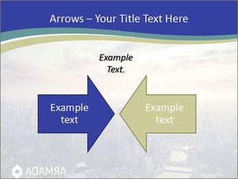 A bird's eye PowerPoint Template - Slide 90