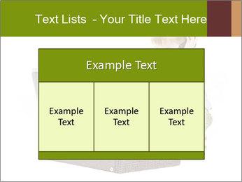 Cute little boy PowerPoint Template - Slide 59