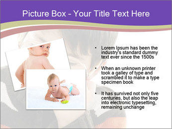 Angry little boy PowerPoint Template - Slide 20