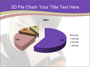 Angry little boy PowerPoint Template - Slide 35