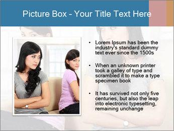 Portrait of girls PowerPoint Templates - Slide 13