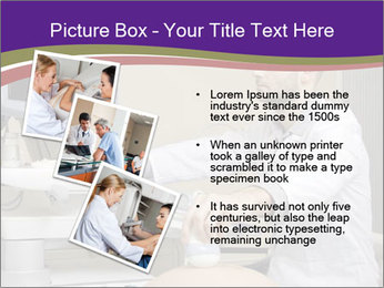 Portrait of young male technician PowerPoint Template - Slide 17
