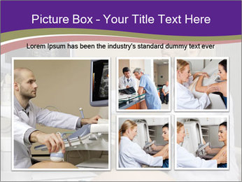 Portrait of young male technician PowerPoint Template - Slide 19