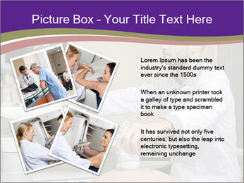 Portrait of young male technician PowerPoint Template - Slide 23