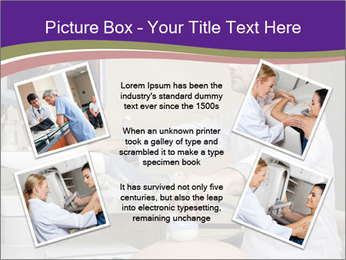 Portrait of young male technician PowerPoint Template - Slide 24