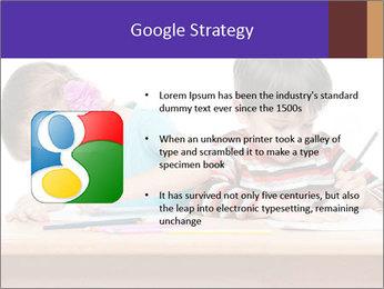 Little boy PowerPoint Templates - Slide 10