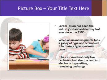 Little boy PowerPoint Templates - Slide 13