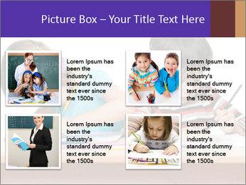 Little boy PowerPoint Templates - Slide 14