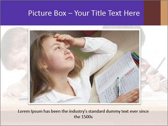 Little boy PowerPoint Templates - Slide 15