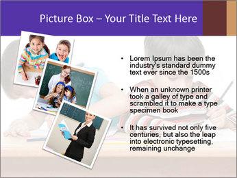 Little boy PowerPoint Templates - Slide 17