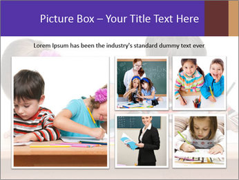 Little boy PowerPoint Templates - Slide 19