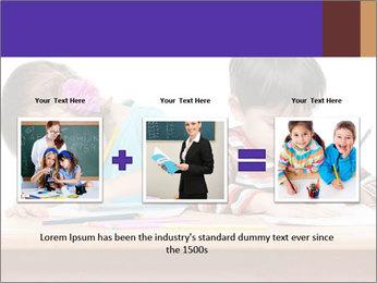 Little boy PowerPoint Templates - Slide 22