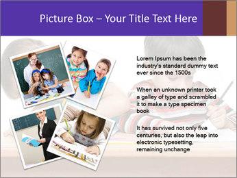 Little boy PowerPoint Templates - Slide 23