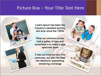 Little boy PowerPoint Templates - Slide 24