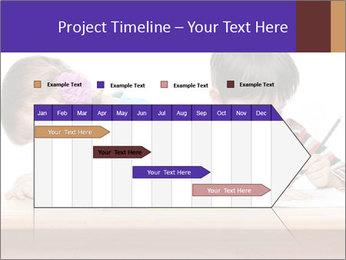 Little boy PowerPoint Templates - Slide 25