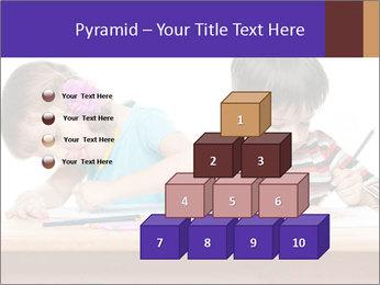 Little boy PowerPoint Templates - Slide 31