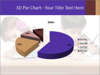 Little boy PowerPoint Templates - Slide 35