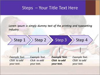 Little boy PowerPoint Templates - Slide 4