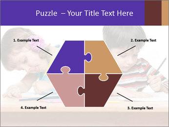 Little boy PowerPoint Templates - Slide 40