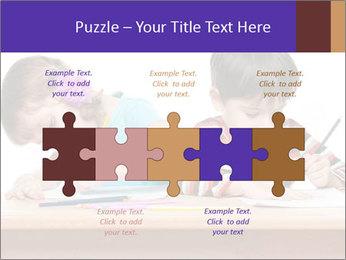 Little boy PowerPoint Templates - Slide 41