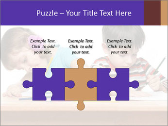 Little boy PowerPoint Templates - Slide 42