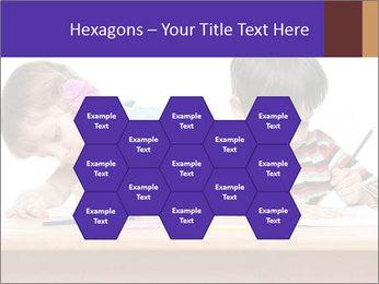 Little boy PowerPoint Templates - Slide 44