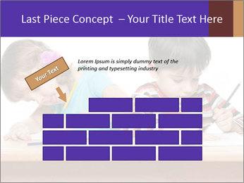 Little boy PowerPoint Templates - Slide 46
